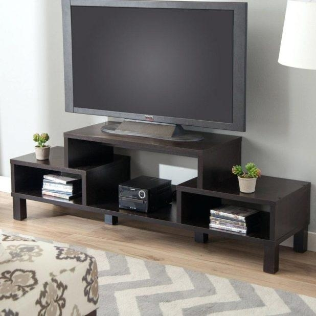 Tv Stand : Awesome High Gloss Living Room Set With Led Lights Tv Within 2017 Unusual Tv Stands (Image 11 of 20)