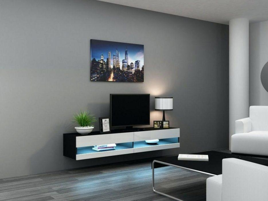 Tv Stand: Awesome Mounted Tv Stand For Living Furniture (Image 20 of 20)