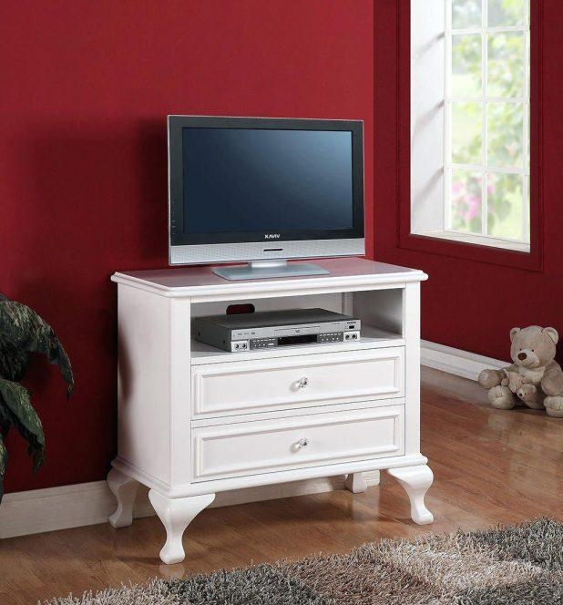 Tv Stand: Awesome Red Ikea Tv Stand Design Ideas (View 17 of 20)
