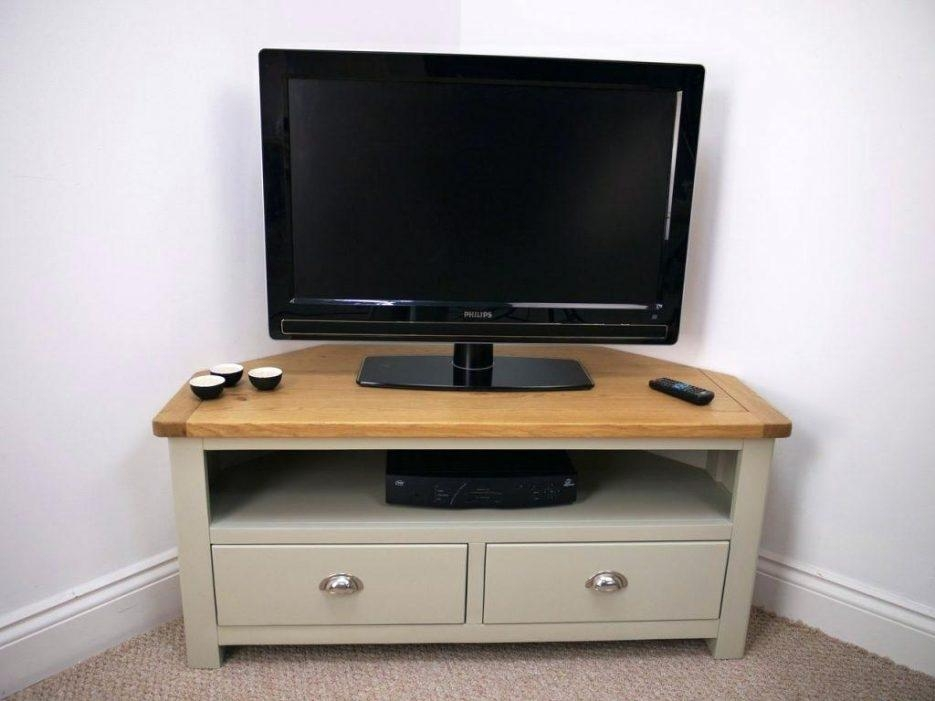 Tv Stand : Beautiful Grey Corner Tv Stand Beyond Belief On Home Pertaining To 2018 Grey Corner Tv Stands (View 18 of 20)