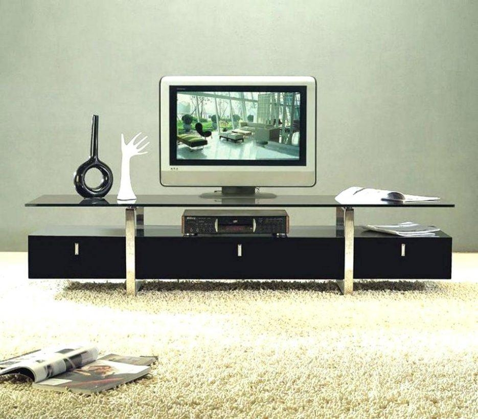 Tv Stand : Beautiful Stylish White Modern Tv Stand From Abreo 48 For Most Recently Released Stylish Tv Cabinets (View 11 of 20)