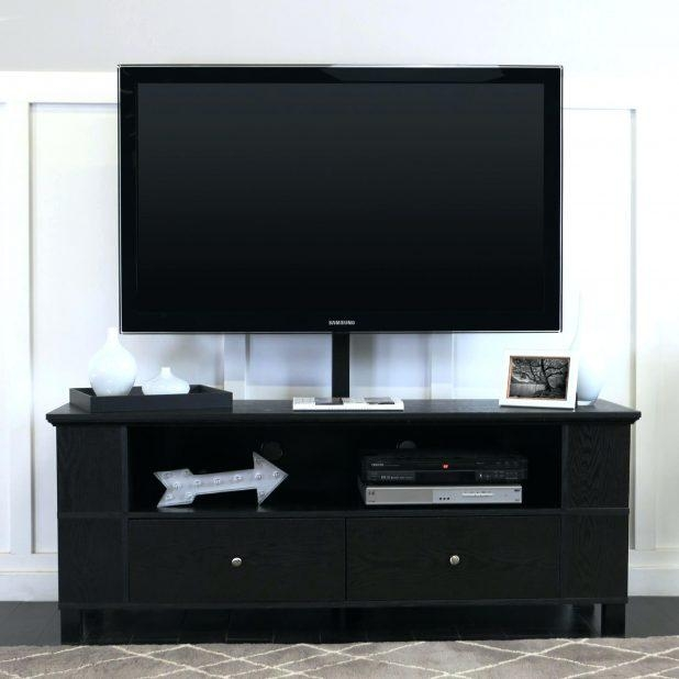 Tv Stand : Bello Black Corner Tv Stand For Tvs Up To 50 Cozy Black With Regard To Best And Newest Techlink Bench Corner Tv Stands (Image 8 of 20)