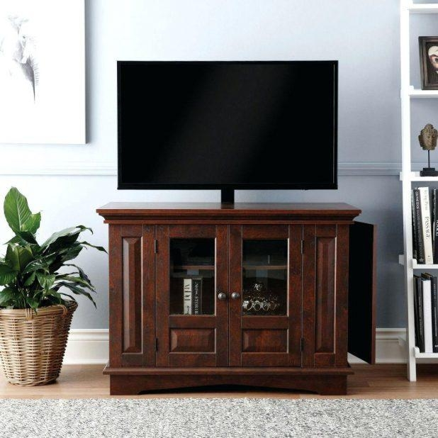 Tv Stand : Charming 32 Tv Stand Design Charming Light Cherry Tv For Newest Light Cherry Tv Stands (Image 7 of 20)