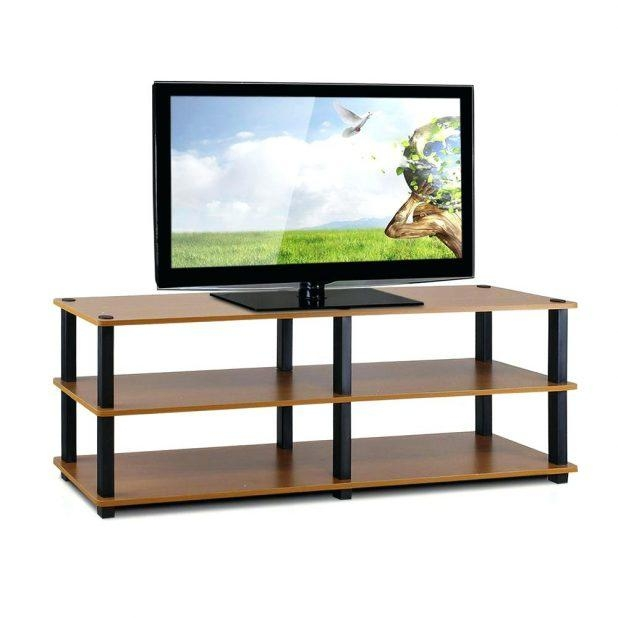 Tv Stand : Charming 32 Tv Stand Design Charming Light Cherry Tv Intended For 2017 Light Cherry Tv Stands (Image 8 of 20)