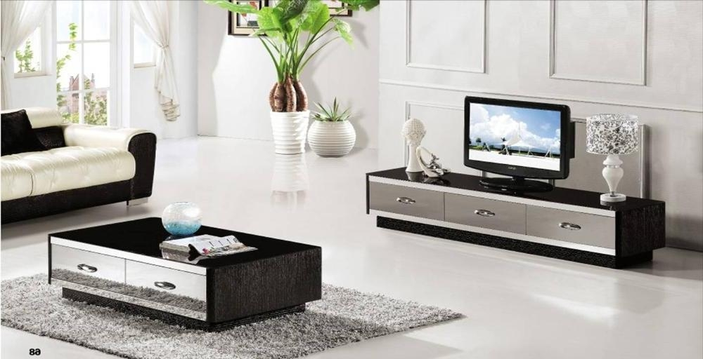 Tv Stand Coffee Table Set And Down Below The Following An With Most Current Coffee Tables And Tv Stands (Image 17 of 20)