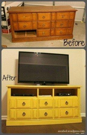 Tv Stand Com – Foter With 2017 Yellow Tv Stands (Image 16 of 20)