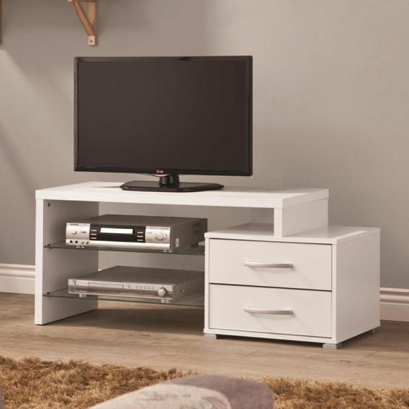 Tv Stand Contemporary With Regard To 2017 Contemporary Oak Tv Stands (Image 18 of 20)