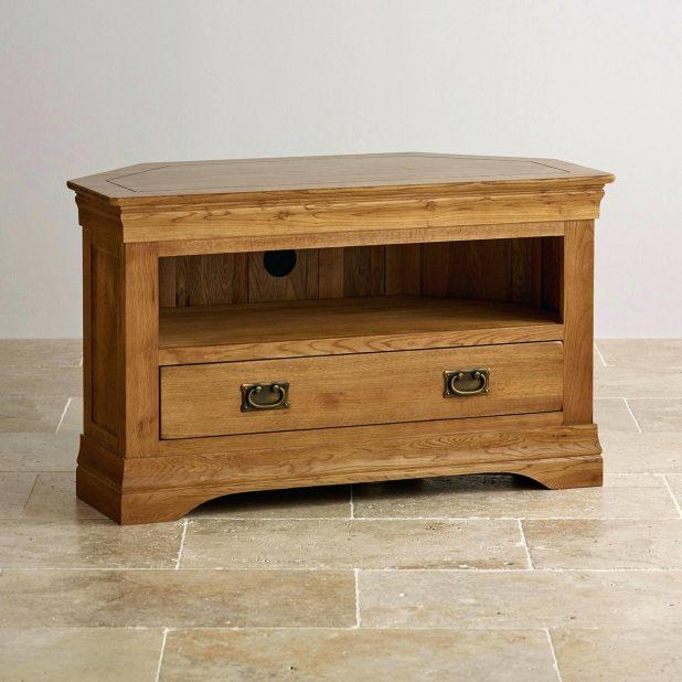 Tv Stand : Cool Chunky Funky Solid Wood Tv Unit Stand Cabinet With Regard To Newest Chunky Wood Tv Unit (View 14 of 20)