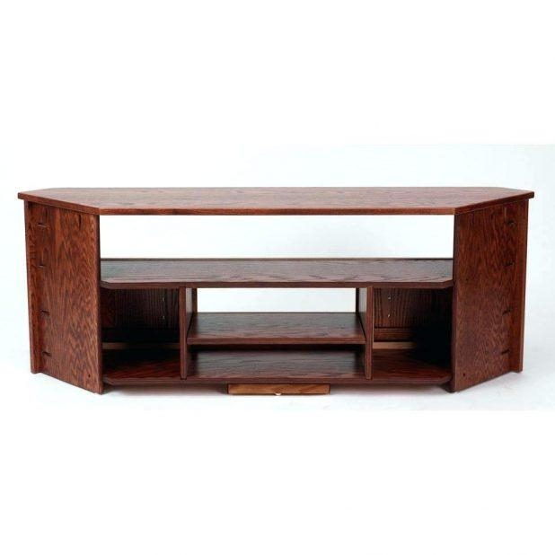 Tv Stand : Corner Tv Stand Corner Tv Stand Tv Stand For Living Within Most Recent Corner Oak Tv Stands For Flat Screen (Image 14 of 20)