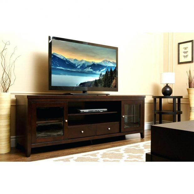 Tv Stand : Ergonomic Abbyson Living Hm 5420 1340 Winsome Console With Regard To Best And Newest Expresso Tv Stands (View 5 of 20)