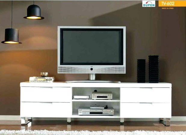 Tv Stand: Ergonomic Silver Corner Tv Stand For Home Space (View 7 of 20)