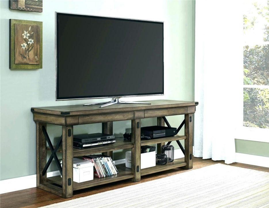Tv Stand : Extra Wide Oak Tv Stand 119 Splendid Large Size Of Tv With Most Popular Tv Stands For Large Tvs (View 12 of 20)
