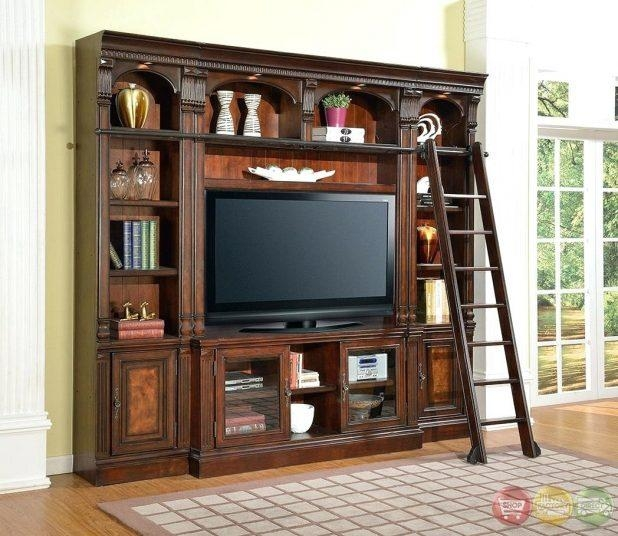Tv Stand: Fascinating Honey Oak Tv Stand Design Ideas (View 7 of 20)