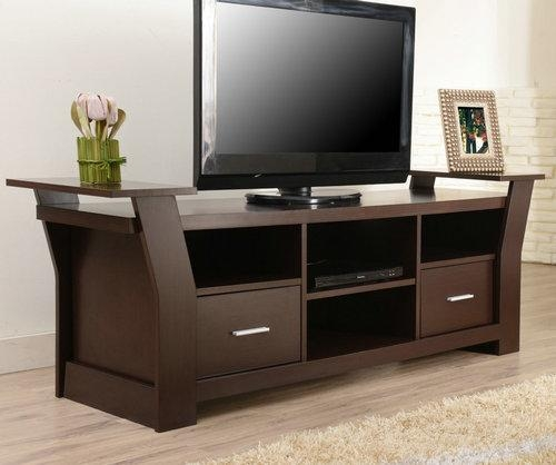 Tv Stand For 70 Inch Tv Carson Tv Stand For Tvs Up To 70 Wide Within Current Tv Stands For 70 Inch Tvs (View 6 of 20)