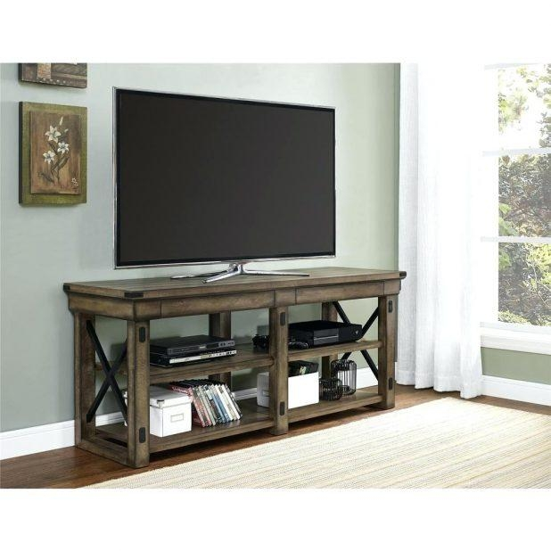 Tv Stand: Gorgeous Maple Wood Tv Stand For Home Space (Image 19 of 20)