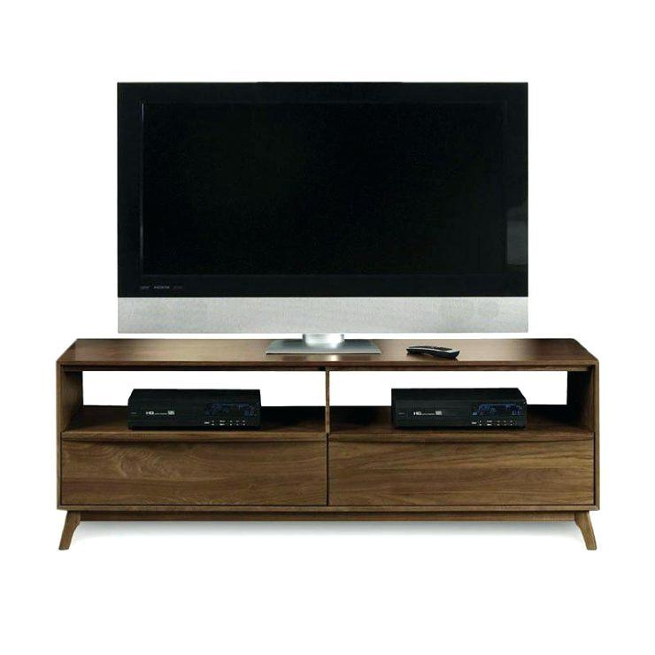 Tv Stand ~ Iconic Walnut Corner Tv Stand For Screens Up To 50 Home For Most Popular Iconic Tv Stands (Image 14 of 20)