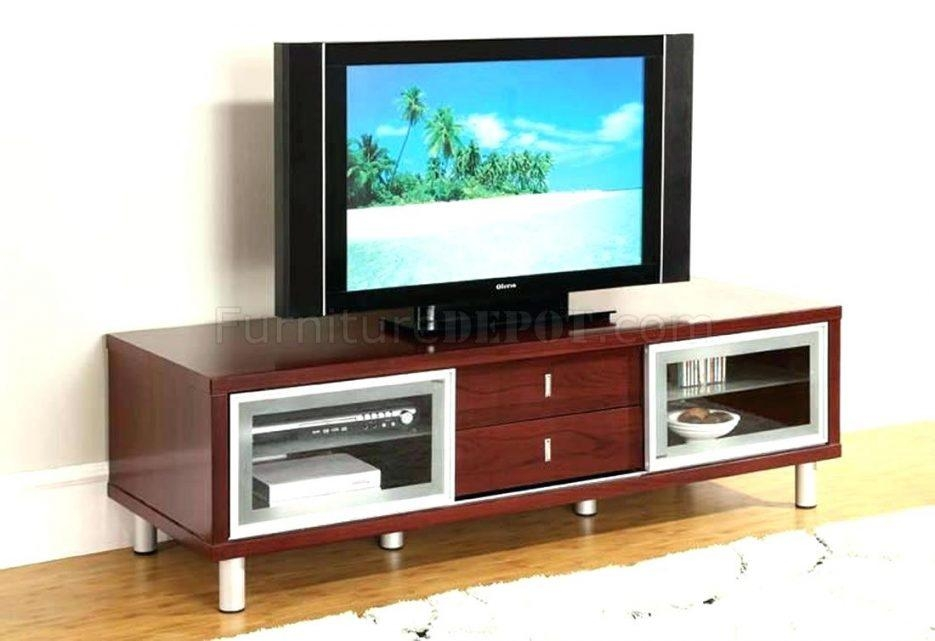 Tv Stand : Impressive Contemporary Wooden Tv Stands Uk Modern Within Most Recent Modern Glass Tv Stands (View 19 of 20)