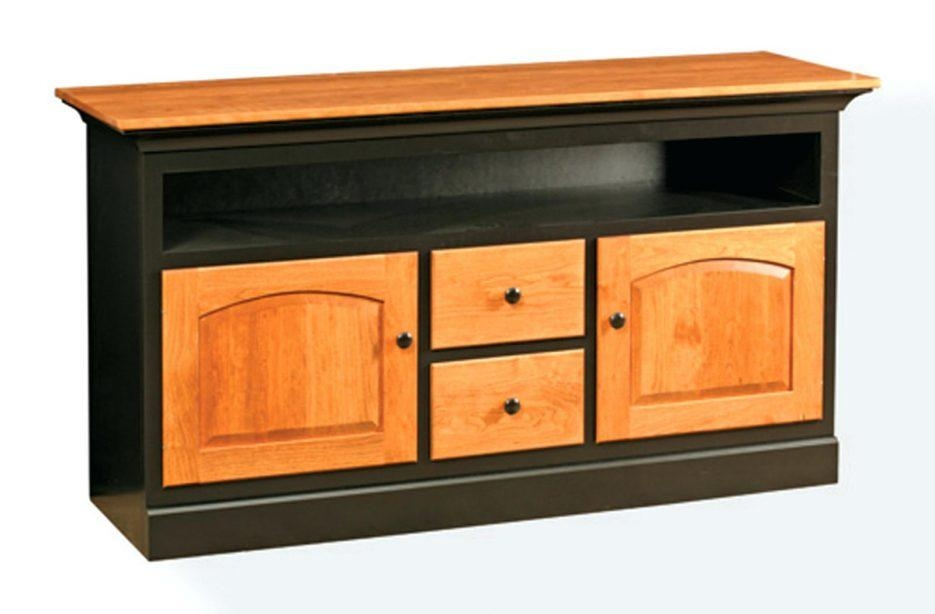 Tv Stand : Impressive Default Name Default Name Maple Oak Tv Stand Throughout Recent Maple Tv Cabinets (Image 16 of 20)