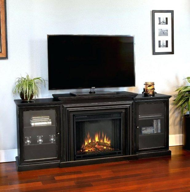 Tv Stand : Impressive Fireplace Tv Stand For 60 To 70 Tv Eco Geo Throughout Most Popular 50 Inch Fireplace Tv Stands (View 13 of 20)