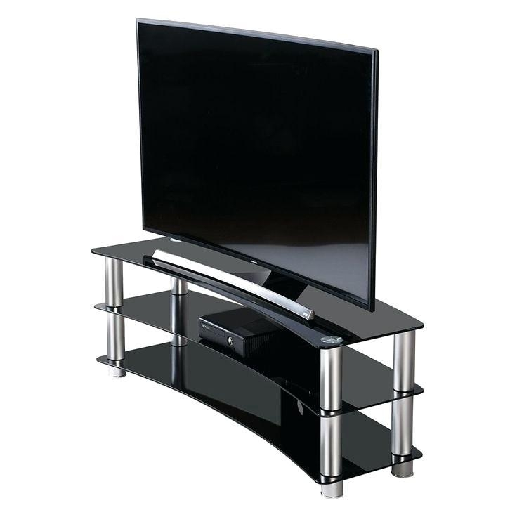 Tv Stand ~ Jual Curved Oak Tv Stand Richer Sounds A350 A Tv Stands With Regard To Recent Richer Sounds Tv Stand (View 9 of 20)