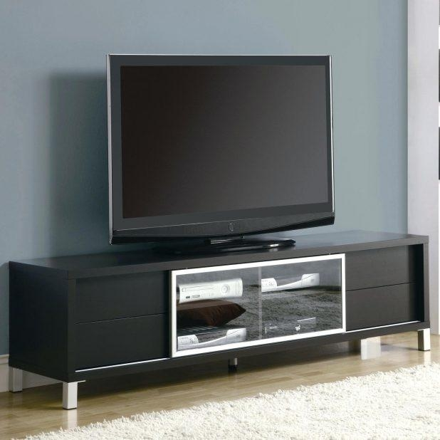 Tv Stand : Large Size Of Tv Standsrustic Brown Stained Wooden Wall For Most Up To Date Unusual Tv Cabinets (View 3 of 20)