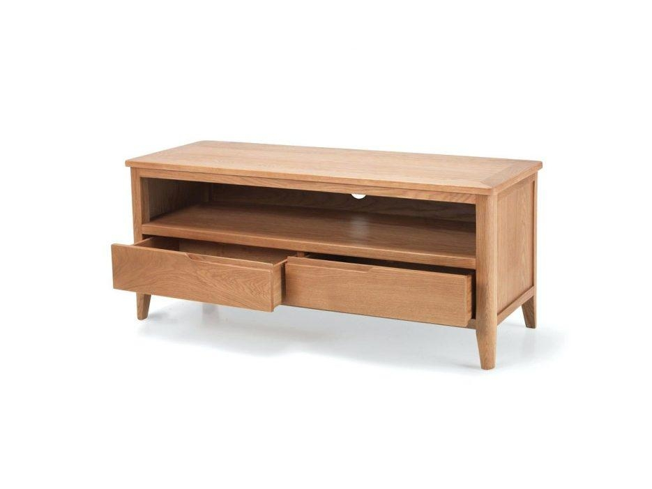 Tv Stand : Light Oak Tv Stand Corner Wellington Painted Grey In Recent Large Oak Tv Stands (View 18 of 20)