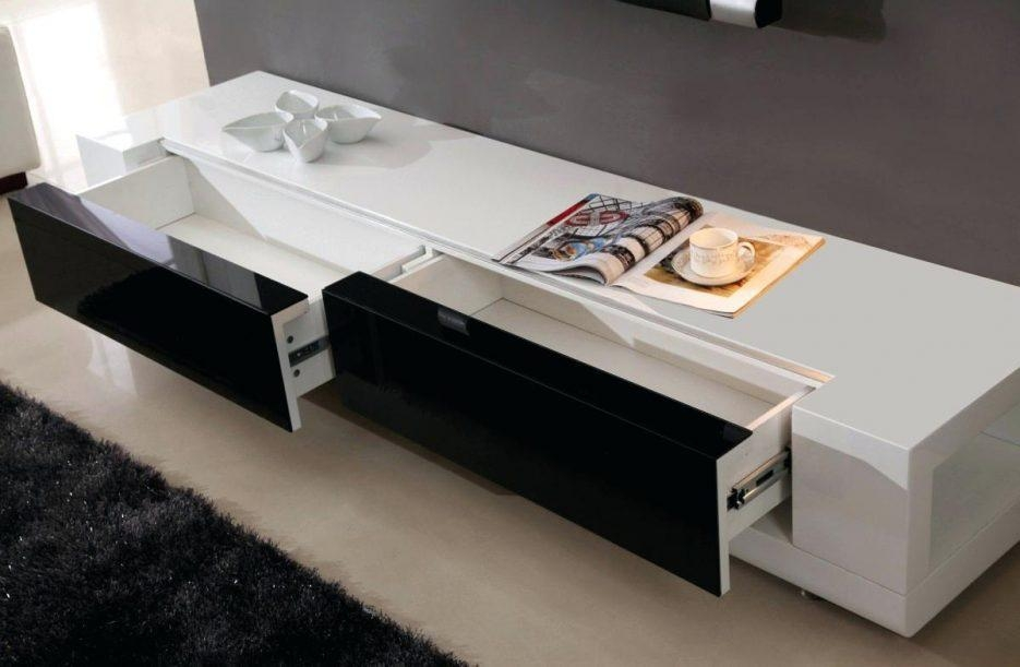 Tv Stand : Low Profile Tv Stand Ikea Impressive Grey Wood Tv Stand With Regard To Most Current Low Profile Contemporary Tv Stands (View 14 of 20)