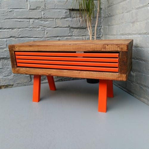 Tv Stand | Lytham St Annes | Red Cottage Furniture Within Most Recent Orange Tv Stands (View 12 of 20)