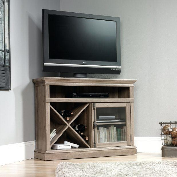 Tv Stand : Modern 121 Wood Corner Tv Table Stupendous Wood Corner With Latest Contemporary Corner Tv Stands (View 12 of 20)