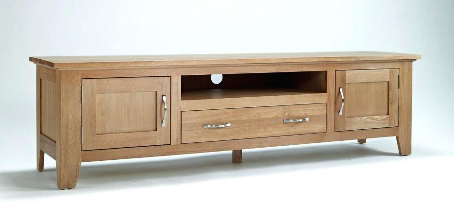 Tv Stand : Modern Oslo Light Oak Corner Tv Stand For Up To 44 Tvs For 2018 Light Oak Tv Corner Unit (View 12 of 20)