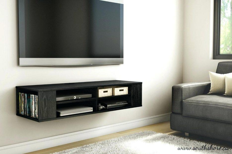 Tv Stand : Next Black Floating Shelf Tv Stand Gorgeous Tv Unit Pertaining To Most Up To Date Trendy Tv Stands (View 16 of 20)