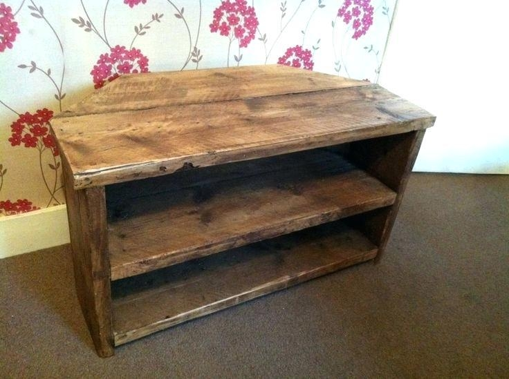 Tv Stand ~ Shabby Chic Tv Cabinet Ebay Shabby Chic Tv Stand Shabby Inside Most Current Chunky Tv Cabinets (View 17 of 20)