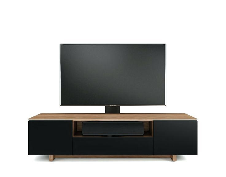 Tv Stand ~ Slimline Tv Stand On Wheels Slimline Tv Stands Uk The Inside Most Popular Slimline Tv Stands (View 10 of 20)
