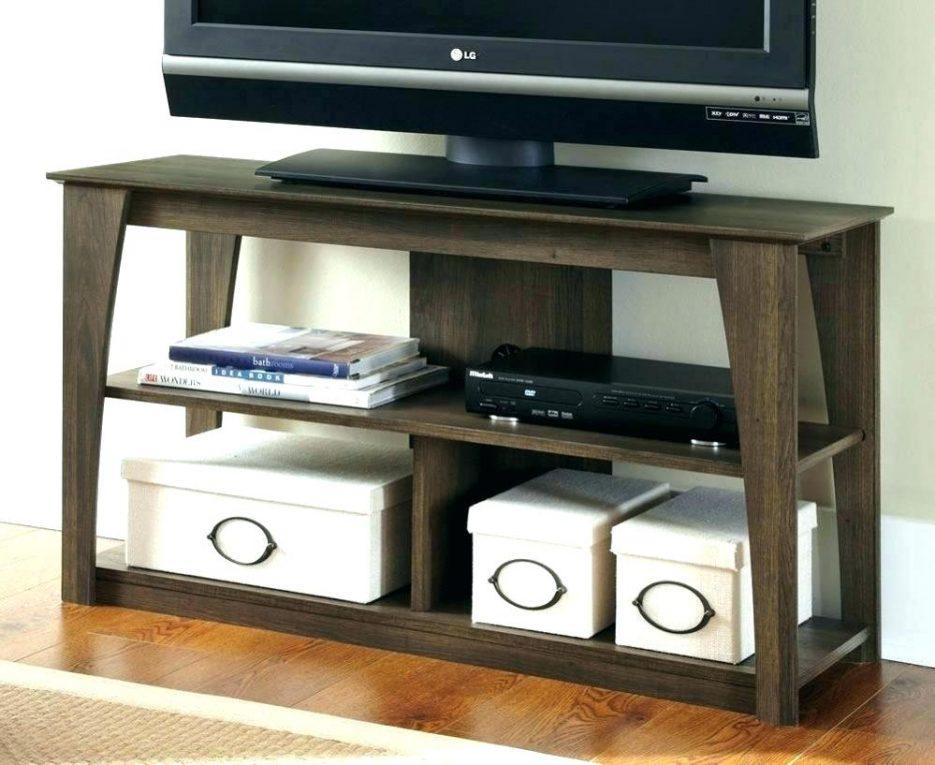 Tv Stand : Small Tv Stands For Small Spaces 122 Chic Small Tv With Regard To 2017 Tv Stands For Small Spaces (View 9 of 20)