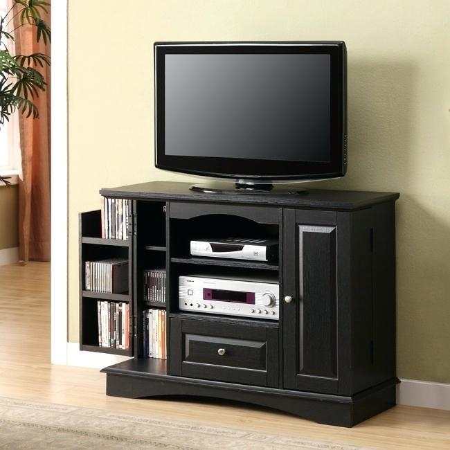 Tv Stand ~ Tall Cherry Wood Tv Stands Tall Oak Corner Tv Stand Pertaining To 2017 Cherry Wood Tv Cabinets (Image 18 of 20)