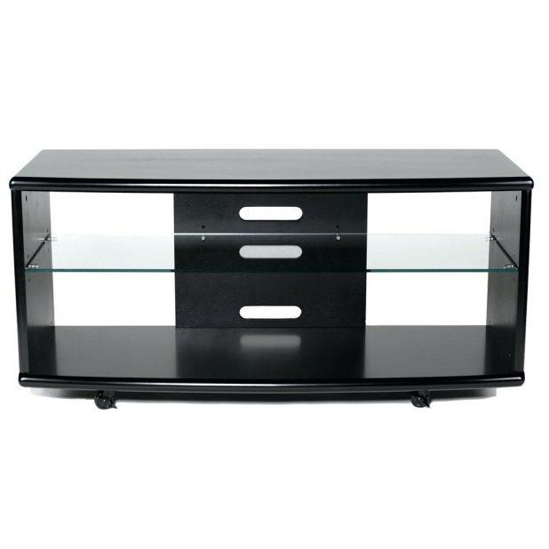 Tv Stand : Techlink Ovid Ov95R Tv Stand Gloss Red Tvs Up To 50 Tv With Most Recent Opod Tv Stand White (Image 9 of 20)