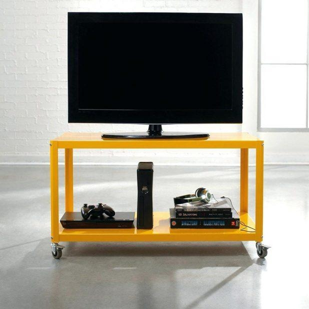 Tv Stand: Trendy Ikea Yellow Tv Stand For Living Room (Image 18 of 20)