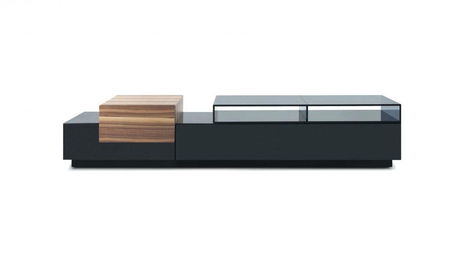 Tv Stand: Trendy Modern Low Tv Stand Design Ideas (Image 17 of 20)