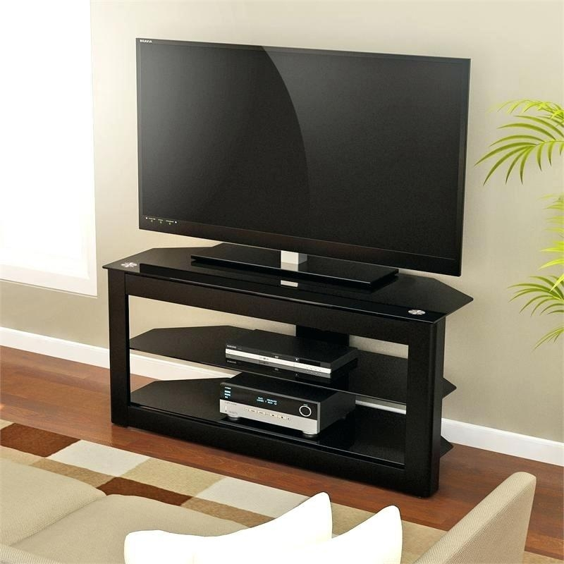 Tv Stand ~ Tv Stand 40 Simple Living Seneca Corner Tv Stand 40 Inside Most Recently Released Tv Stands 40 Inches Wide (Image 15 of 20)