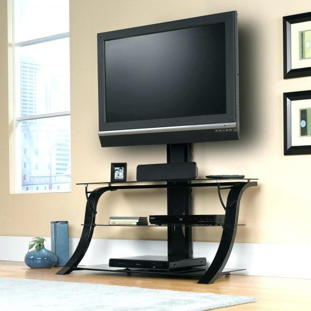 Tv Stand : Tv Stand For Living Room Techlink Red Ovid Ov95 Tv Pertaining To Latest Techlink Bench Corner Tv Stands (View 10 of 20)
