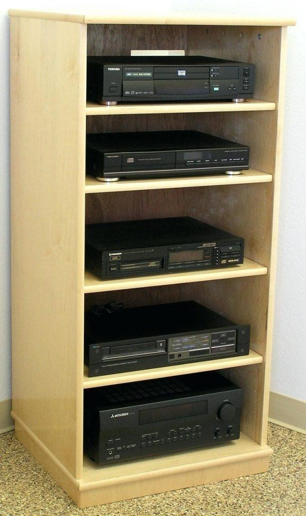 Tv Stand : Tv Stand Ideas Industrial Record Shelving Unit Bookcase In Latest Turntable Tv Stands (View 13 of 20)