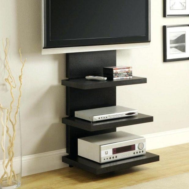 Tv Stand : Tv Stand Slimline Trendy 18 Wonderful Tv Stand Slim For Throughout Most Up To Date Slimline Tv Stands (Image 16 of 20)