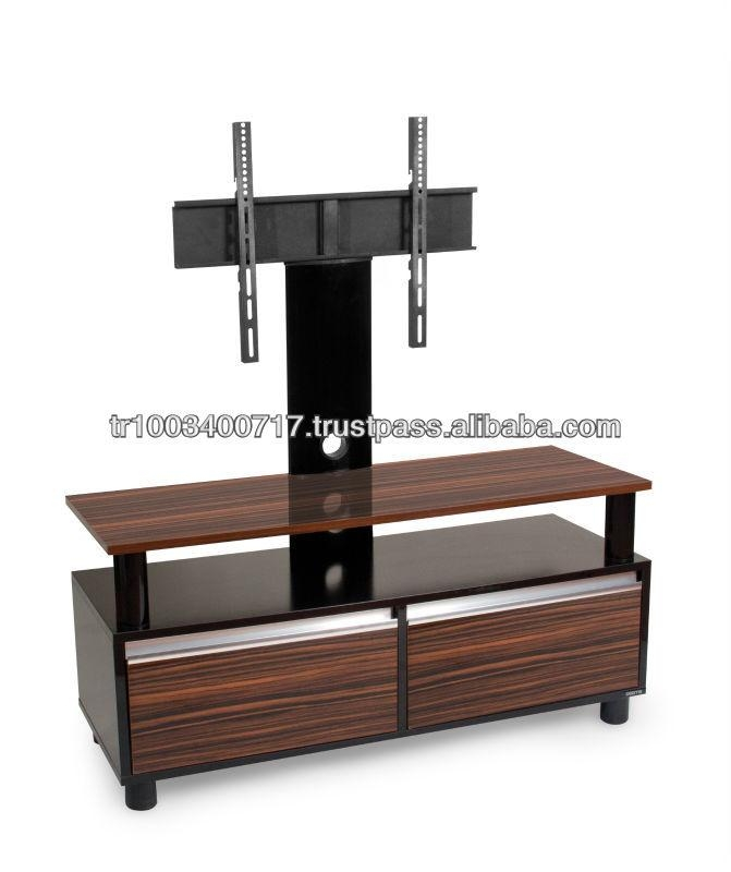 Tv Stand, Tv Stand Suppliers And Manufacturers At Alibaba With Current Wood Tv Stand With Glass (Image 19 of 20)