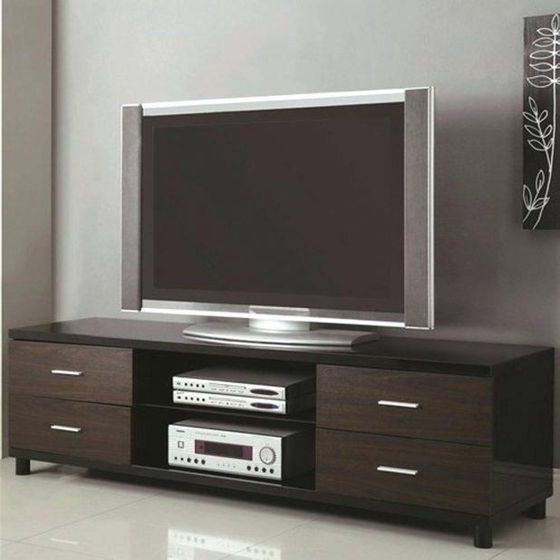 Tv Stand : Tv Stands Tv Stand Oak Oak Tv Stands For Flat Screen Inside Most Recent Light Cherry Tv Stands (View 11 of 20)
