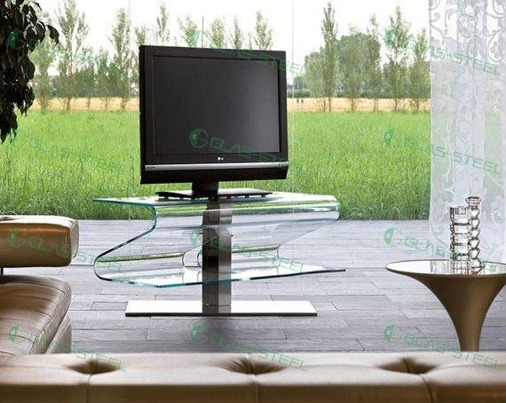 Tv Stand, Tv Units, Tv Cabinets, Lcd Tv Stands(Id:5426362) Product For Most Current Contemporary Glass Tv Stands (View 3 of 20)