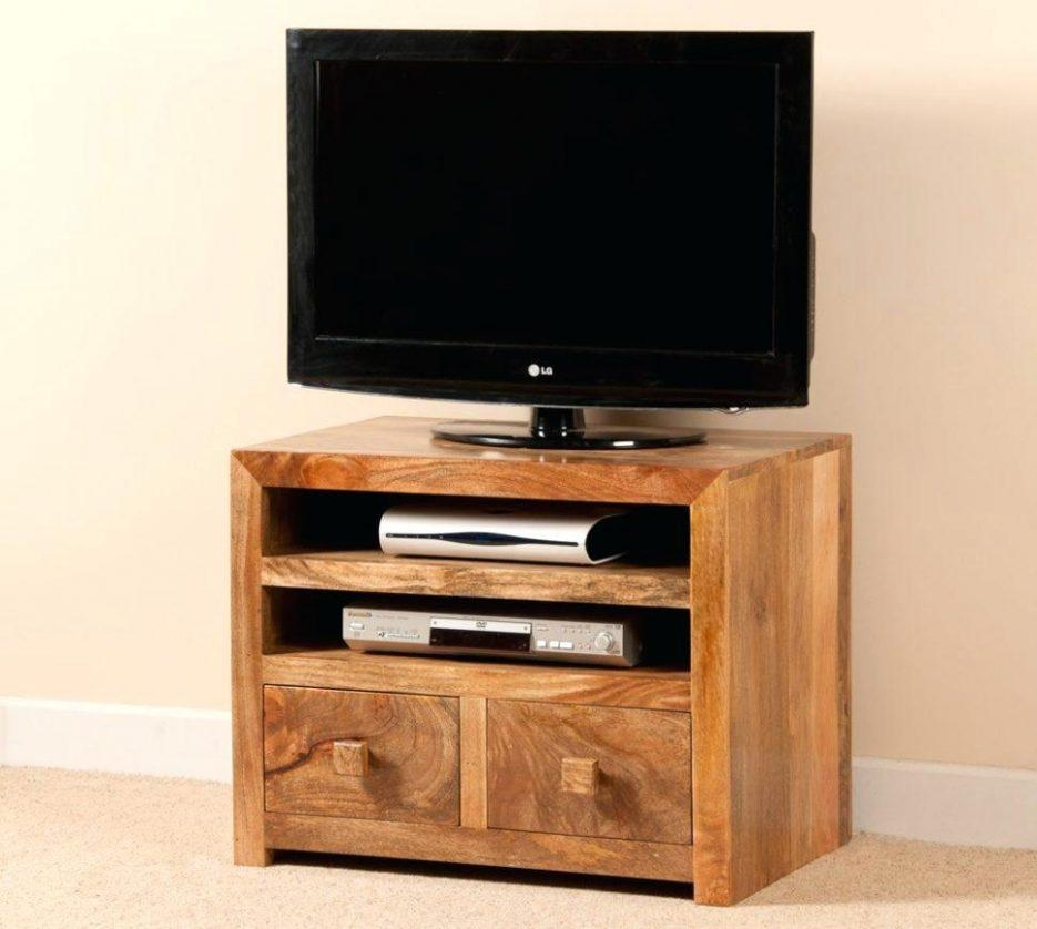 Tv Stand : View Larger Splendid View Larger Corner Tv Stand Dark With Regard To Most Up To Date Dark Wood Tv Stands (View 15 of 20)