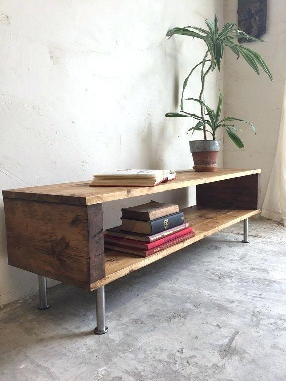 Tv Stand ~ Vintage Industrial Tv Stand Uk Industrial Tv Stands Pertaining To Most Recent Vintage Tv Stands For Sale (Image 19 of 20)