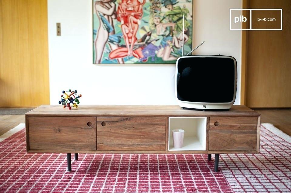 Tv Stand ~ Vintage Tv Stand White Vintage Industrial Tv Stand Uk Intended  For 2017 Vintage