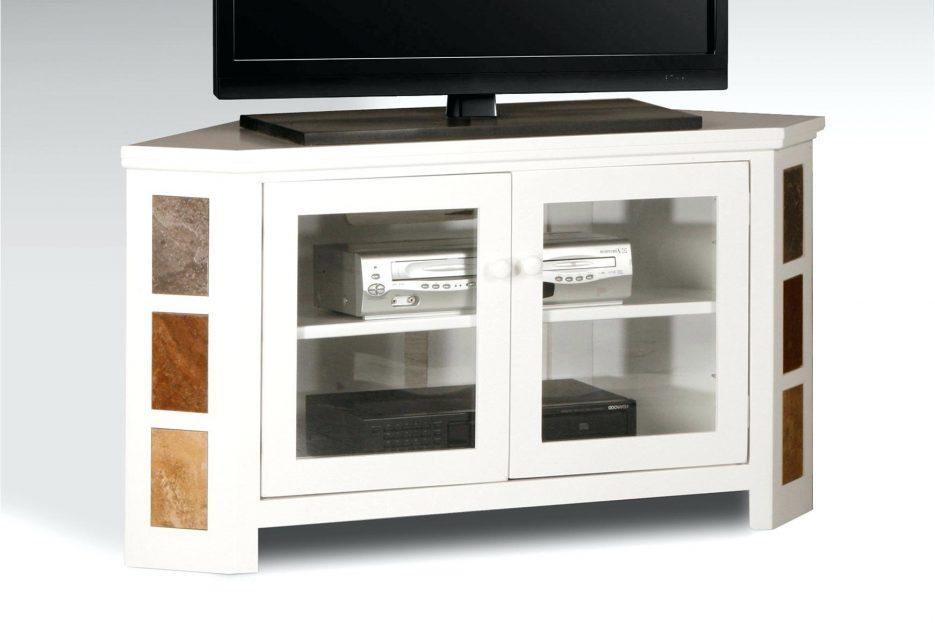 Tv Stand : White Corner Tv Cabinet Uk White Corner Tv Stand With With Regard To Newest White Gloss Corner Tv Stand (Image 16 of 20)
