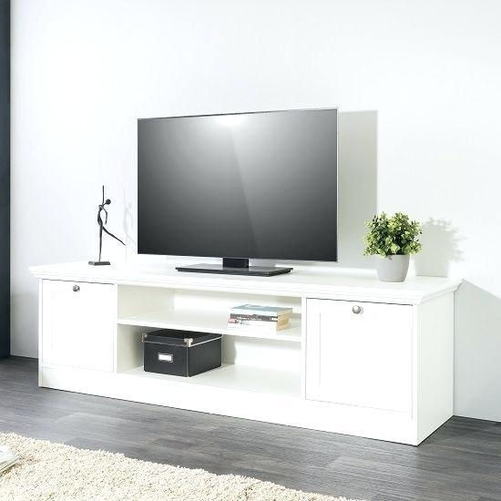 Tv Stand ~ White Small Tv Cabinet White Wooden Tv Cabinets Uk 317 Throughout 2017 White And Wood Tv Stands (View 18 of 20)